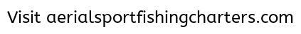 Aerial Sport Fishing Charter's Banner Logo