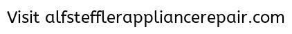 Used Appliances Mississauga Services Alf Steffler Ltd