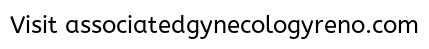 Hysterectomy Reno