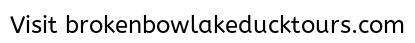 Broken Bow Lake Duck Tours