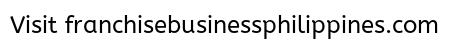 business with small capital philippines