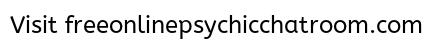Chat Room Psychic Free