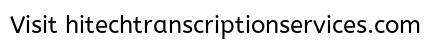 Medical Transcription Service: Critical to the Success of a Healthcare Facility