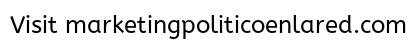 Marketing personal Político