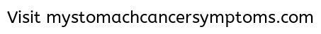 Stomach Cancer alliative Care